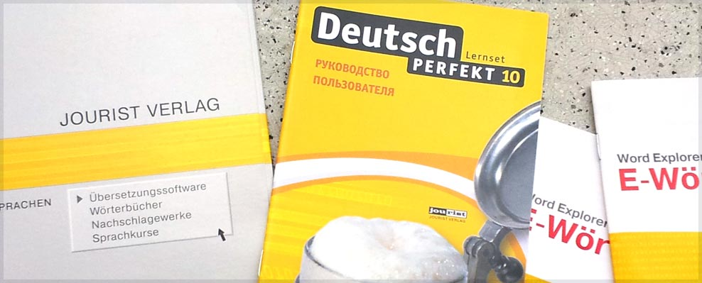 Jourist Verlags GmbH, Pressemappe & Bedienungsanleitungen - Konzept, Layout